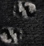 Пряжа для вязания Alize Ponponella (Ализе Помпонелла) Цвет 5107 черный бежев.