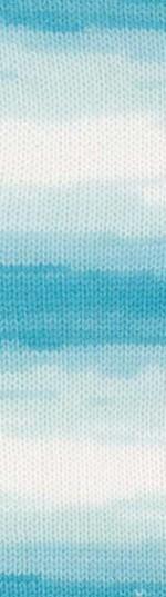 Пряжа для вязания Alize Sekerim Bebe Batik (Ализе Шекерим Беби Батик) Цвет 2130
