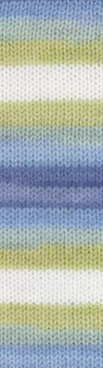 Пряжа для вязания Alize Sekerim Bebe Batik (Ализе Шекерим Беби Батик) Цвет 3044