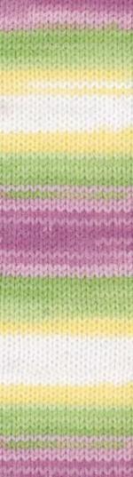 Пряжа для вязания Alize Sekerim Bebe Batik (Ализе Шекерим Беби Батик) Цвет 3067