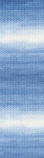 Пряжа для вязания Alize Sekerim Bebe Batik (Ализе Шекерим Беби Батик) Цвет 3481