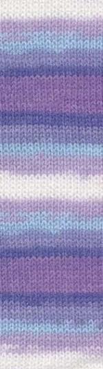 Пряжа для вязания Alize Sekerim Bebe Batik (Ализе Шекерим Беби Батик) Цвет 3483