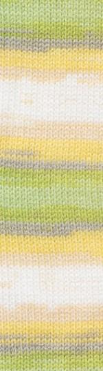 Пряжа для вязания Alize Sekerim Bebe Batik (Ализе Шекерим Беби Батик) Цвет 4399