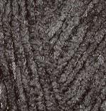 Alize Softy Цвет 60 черный
