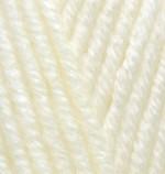 Alize Superlana Maxi Цвет 01 молочный