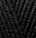 Alize Superlana Maxi Цвет 60 черный
