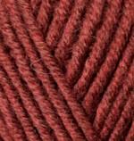 Alize Superlana Maxi Цвет 588 темный терракот