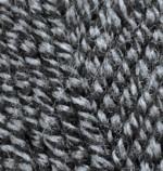 Alize Superlana Maxi Цвет 600 черно серый
