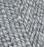 Alize Superlana Maxi Цвет 663 серый меланж
