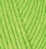 Alize Superlana Maxi Цвет 551 зеленый неон