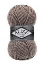 Alize Superlana Maxi Цвет 207 светло коричневый