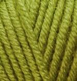 Alize Superlana Maxi Цвет 233 зеленая черепаха