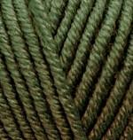 Alize Superlana Maxi Цвет 241 темно зеленый