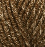 Alize Superlana Maxi Цвет 804 коричневый меланж