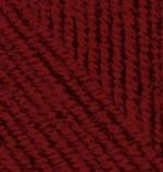 Alize Superlana Midi Цвет 538 темно красный