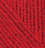 Alize Superlana Midi Цвет 56 красный