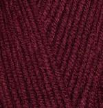 Alize Superlana Midi Цвет 57 бордовый