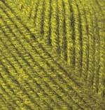 Alize Superlana Midi Цвет 233 зеленая черепаха