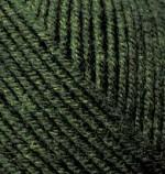 Alize Superlana Midi Цвет 241 темно зеленый