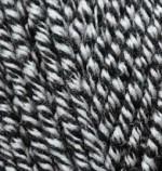 Alize Superlana Midi Цвет 601 черно белый