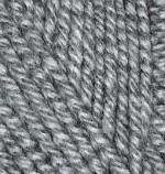Alize Superlana Midi Цвет 663 серый меланж