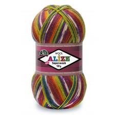 Пряжа для вязания Alize Superwash 100 (Ализе Супервош 100)
