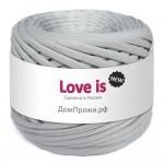 Трикотажная пряжа Love is New Цвет 03 пепел
