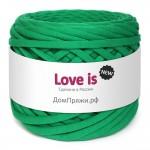 Трикотажная пряжа Love is New Цвет 42 яблочный