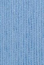 Пряжа для вязания Gazzal Baby Cotton (Газзал Беби Коттон) Цвет 3423 голубой
