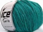 Пряжа для вязания ICE Fiammato (Фиаматто) Цвет fnt2-57000 бирюзовый