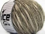 Пряжа для вязания ICE Goloso Alpaca (Голосо Альпака) Цвет fnt2-60075 бежевый светлый хаки