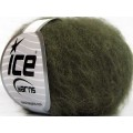 ICE fnt2-60208 Kid Mohair Fine Dark Green