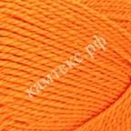 Камтекс Аргентинская  шерсть Цвет 035 оранжевый