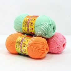 Пряжа для вязания Камтекс Бамбино