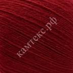 Пряжа для вязания Камтекс Бамбино Цвет 091 вишня