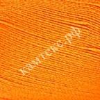 Пряжа для вязания Камтекс Хлопок мерсеризованный Цвет 035 оранжевый