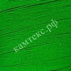 Пряжа для вязания Камтекс Хлопок мерсеризованный Цвет 044 трава