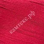 Пряжа для вязания Камтекс Хлопок мерсеризованный Цвет 048 рубин