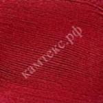 Пряжа для вязания Камтекс Хлопок мерсеризованный Цвет 091 вишня