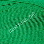 Пряжа для вязания Камтекс Хлопок мерсеризованный Цвет 110 зеленый