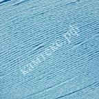Пряжа для вязания Камтекс Хлопок мерсеризованный Цвет 015 голубой