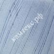 Пряжа для вязания Камтекс Хлопок мерсеризованный Цвет 016 яркий голубой