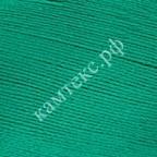 Пряжа для вязания Камтекс Хлопок мерсеризованный Цвет 218 зеленая бирюза