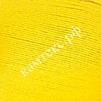 Пряжа для вязания Камтекс Хлопок мерсеризованный Цвет 030 лимонный