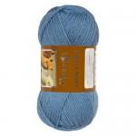 Kartopu Alpaca Sport Цвет 644 темно голубой