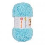 Пряжа для вязания Kartopu Anakuzusu (Картопу Анакузусу) Цвет 502 светло бирюзовый