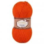 Kartopu Angora Firenze Цвет 267 оранжевый