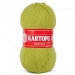 Kartopu Kristall Цвет К442 ярко зеленый