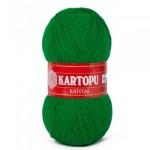 Kartopu Kristall Цвет К416 зеленый