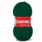 Kartopu Kristall Цвет К453 темно зеленый